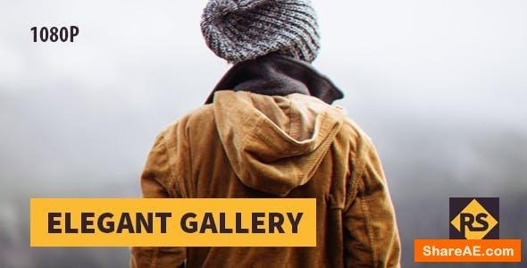 Videohive Elegant Gallery 10545865