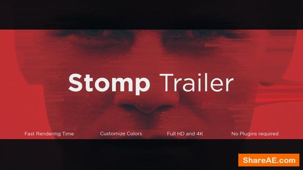 Videohive Stomp Trailer