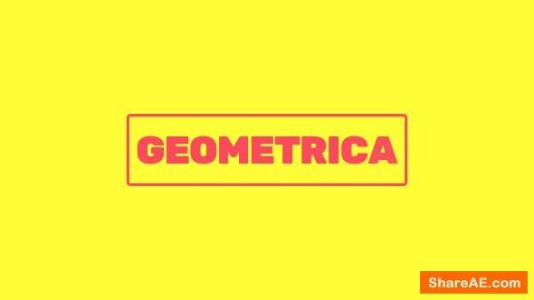 Videohive Geometrica