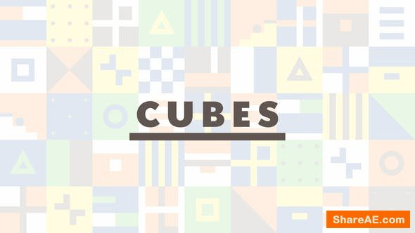Videohive Cubes