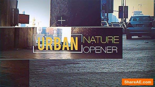 Videohive Urban Nature