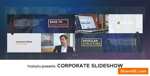 Videohive Business Presentation 19602988