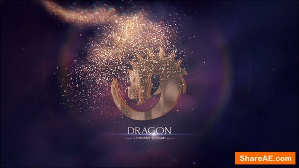 Videohive Sparkly Logo | After Effects Template