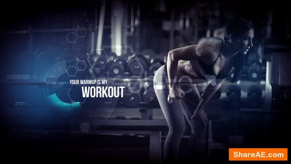 Videohive Fitness Trailer