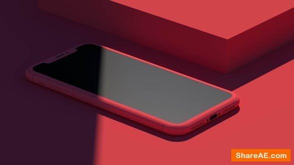 Videohive Sempli Colors - 3d Devices Mockup