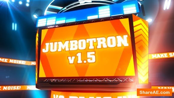 Videohive JumboTron v1.5
