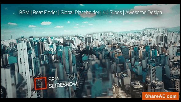 Videohive Titles BPM Slideshow