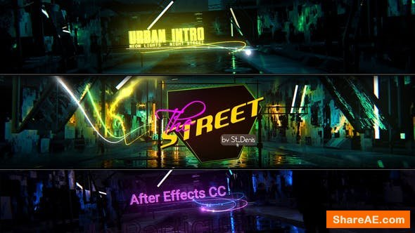 Videohive The Street