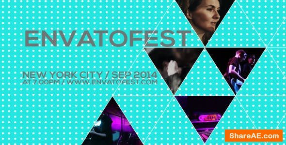 Videohive EventFest Promotion