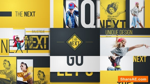 Videohive The Next / Promo Opener