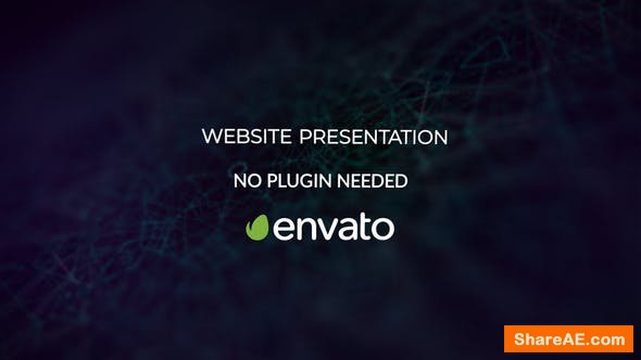 Videohive Website Presentation | After Effects Template
