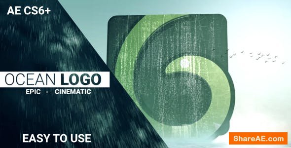 Videohive Epic Ocean Logo 16075466