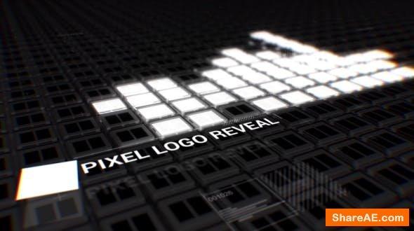 Videohive Pixel Logo