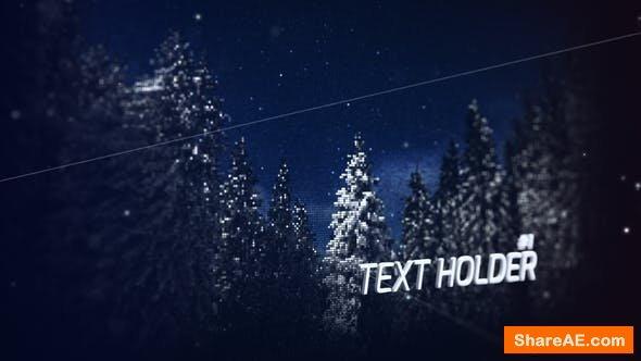 Videohive Pixel Slideshow