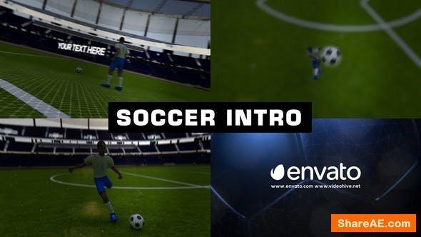 Videohive Soccer Intro Opener 22056657