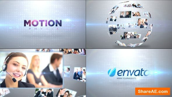 Videohive Corporate Business Logo Revealer