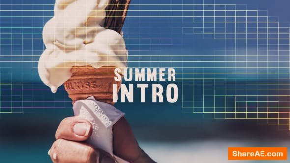 Videohive Summer Intro 16731594