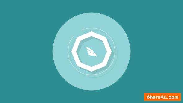 Videohive Shape Logo Revealer