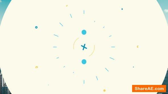 Videohive Quick Logo Intro
