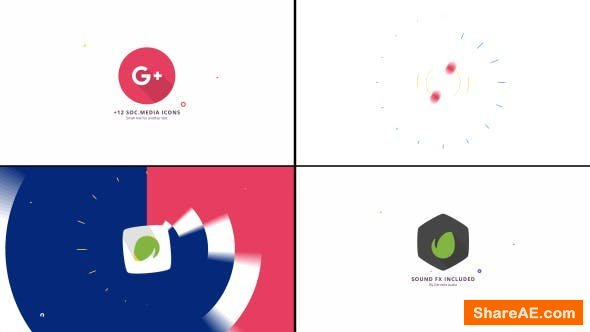 Videohive Simple Logo Reveal 20757340