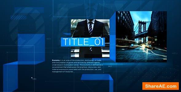 Videohive Corporate Presentation 21282461