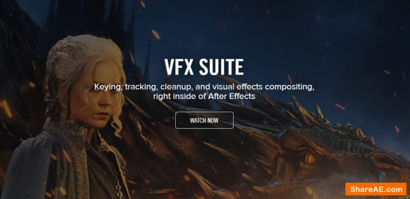 Red Giant VFX Suite - 9 Tools for After Effects & Premiere Pro [Cracked]