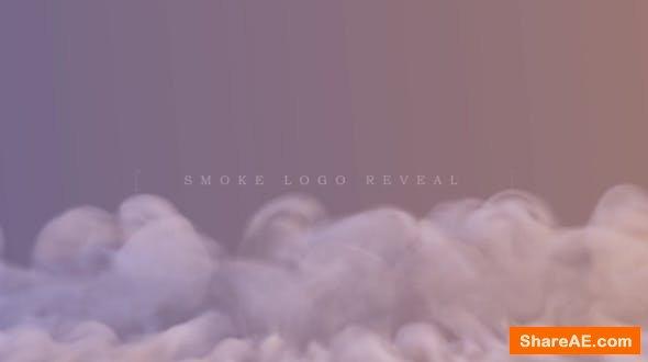 Videohive Smoke Logo Reveal 21086230