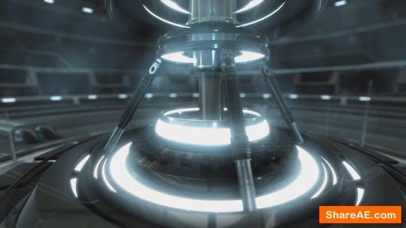 Videohive Epic SciFi Core Logo Reveal