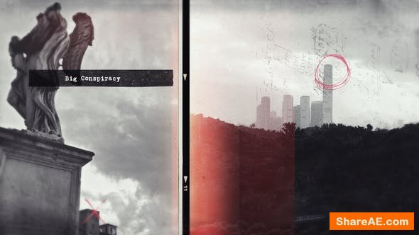 Videohive Big Conspiracy