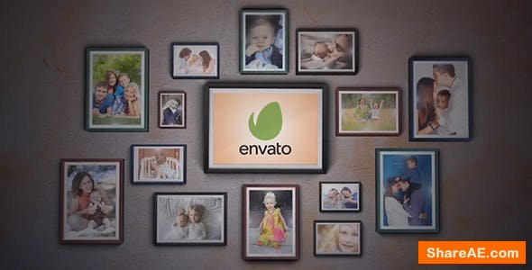 Videohive Lightened Memories