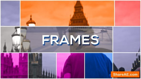 Videohive FRAMES