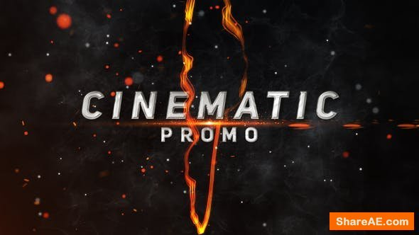 Videohive Dark Cinematic Promo