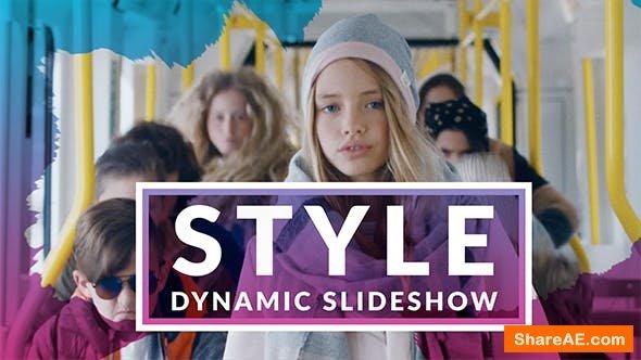 Videohive Style // Dynamic Slideshow