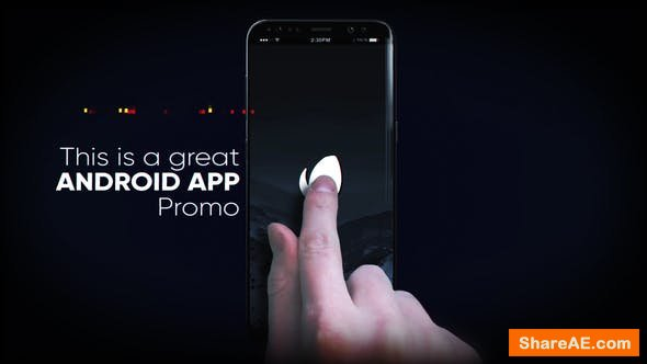 Videohive Android App Promo