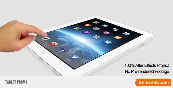 Videohive Tablet Promo