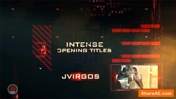 Videohive Opening Action Titles-Epic CInematic Trailer