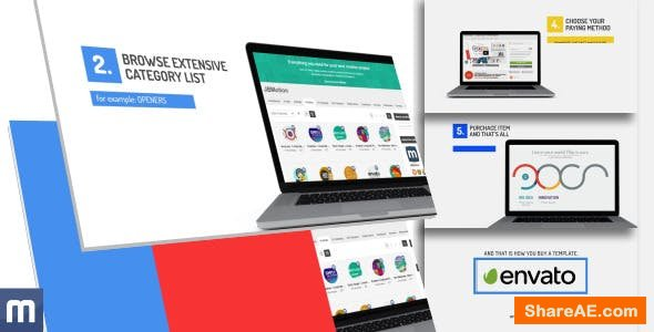 Videohive Step by Step - How To Use Guide