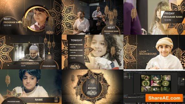 Videohive Ramadan Package