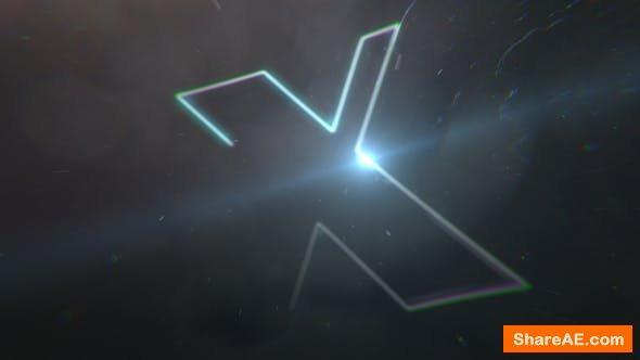 Videohive Glow Logo
