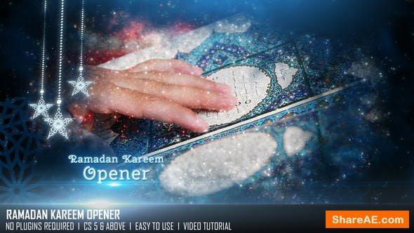 Videohive Ramadan Kareem Opener