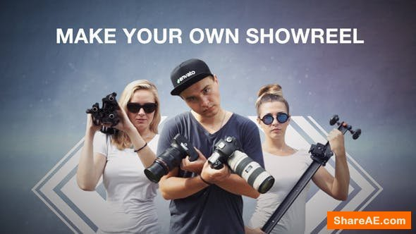 Videohive Make Your Own Showreel