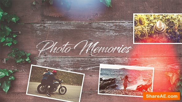 Videohive Photo Memories 20288259