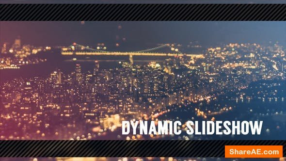 Videohive Dynamic Slideshow 12919783