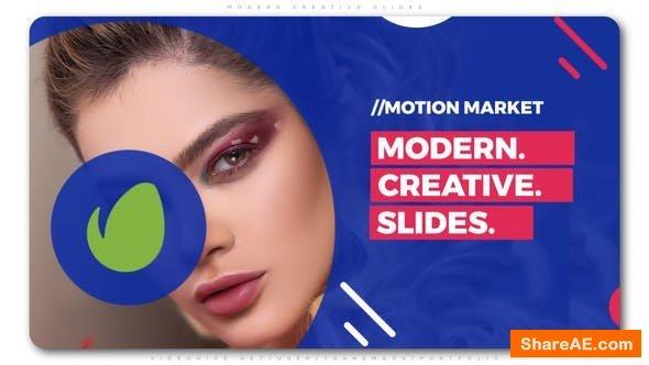 Videohive Modern Creative Slides