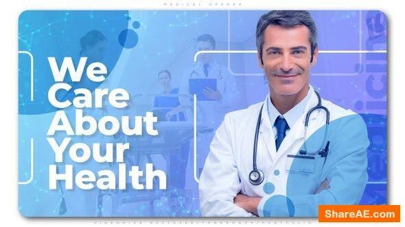 Videohive Medical Opener