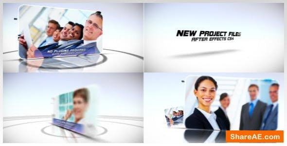 Videohive  Motion Circle Presentation