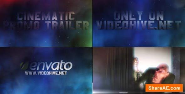 Videohive  Cinematic Promo Trailer