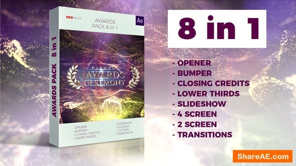 Videohive Awards Pack