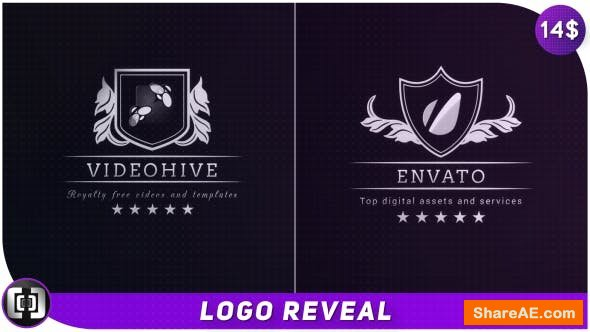 Videohive Electric Logo Reveal 19441880