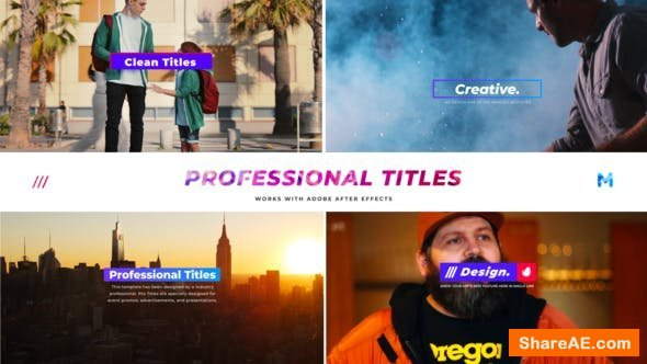 Videohive Titles 20387046